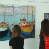 11.05.2016 Фарт у фаворі: У місті сьогодні відкрилася виставка робіт криворізьких майстрів
